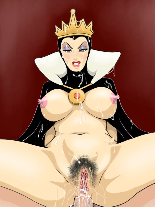 xxx cartoon porn gallery pictures album from snow white queen evil amazing lusciousnet grimhilde