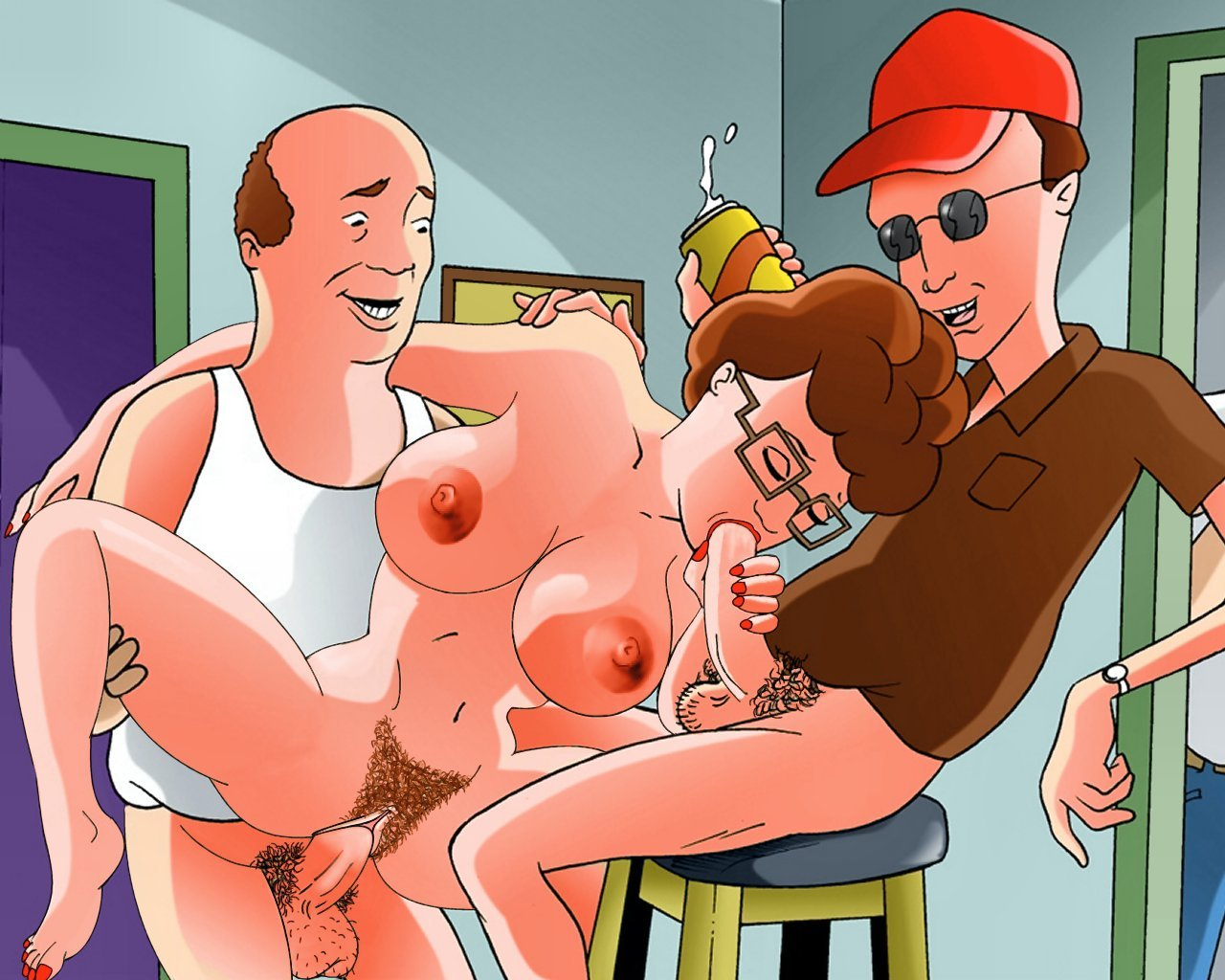 King and slave cartoon porn hentay download