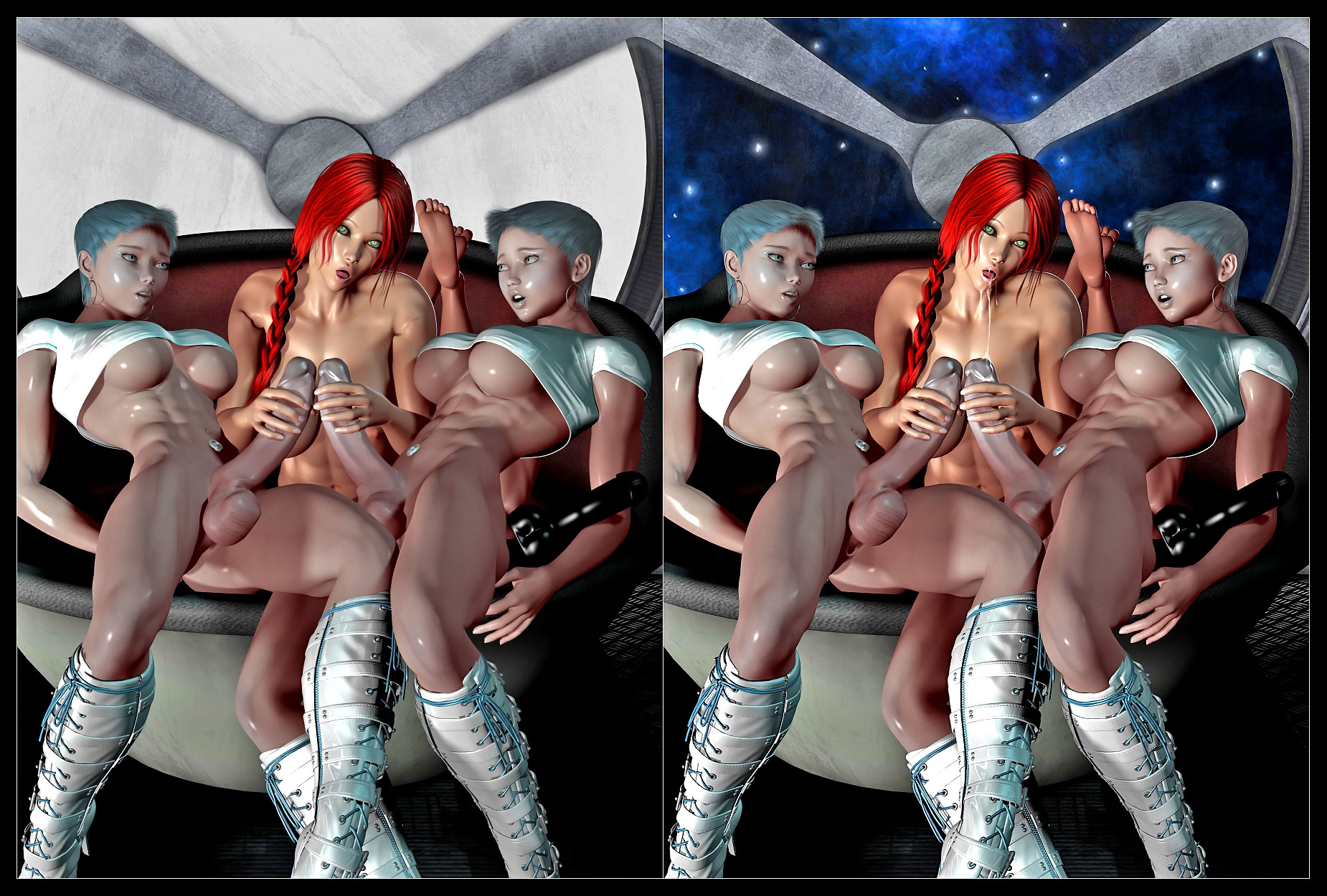 Free3d monster porn vidyosu fucks scenes