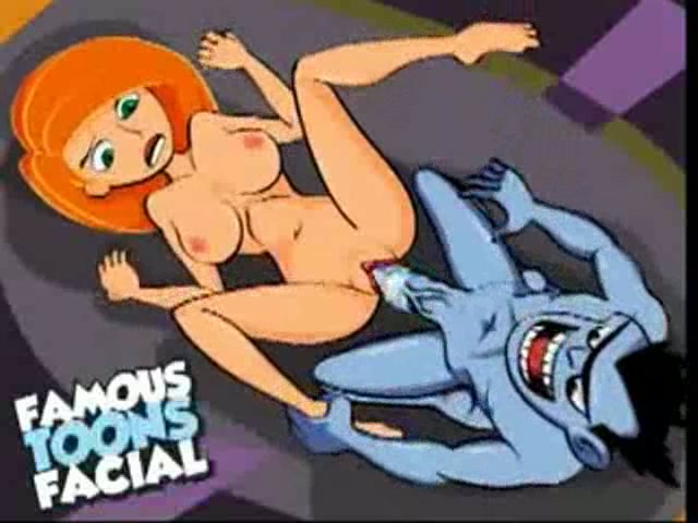 Consider, Kim possible xxx toon porn speak
