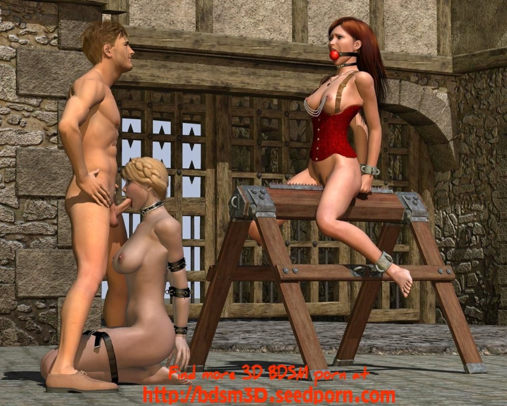 3d bdsm cartoon erotica models