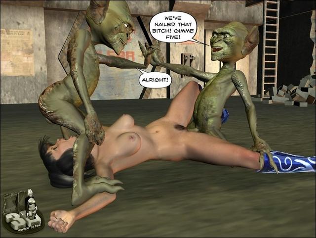 порно комиксы гоблины