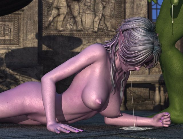 3d porn cartoon galleries sexy free pic galleries ics monster elf green outdoors