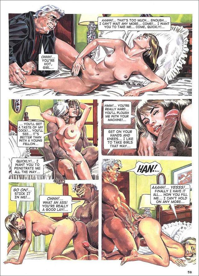 адульт комиксы порно