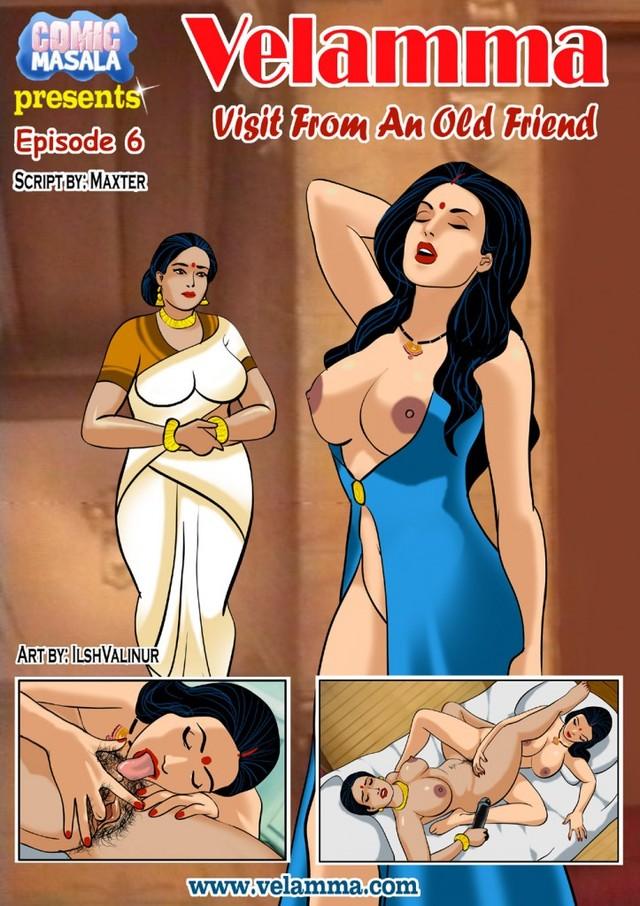 Something Indian porn cimics you
