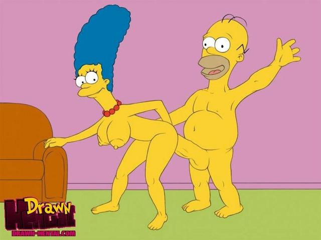 adult simpsons toons dir hlic