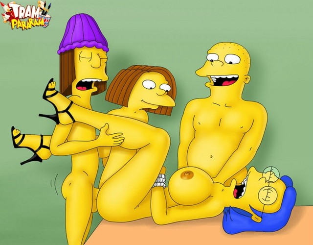 adult simpsons toons originals thesimpsonsporn
