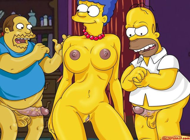 adult toons hentai hentai simpsons marge stories nips
