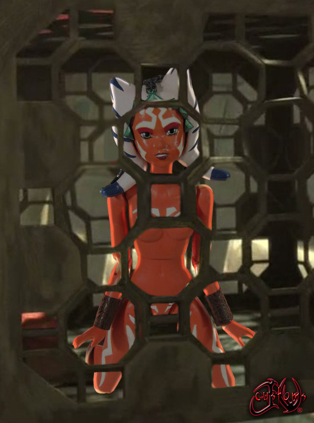 ahsoka porn page media original nude search ahsoka tano slave zygerria jvcustoms deviantart detail
