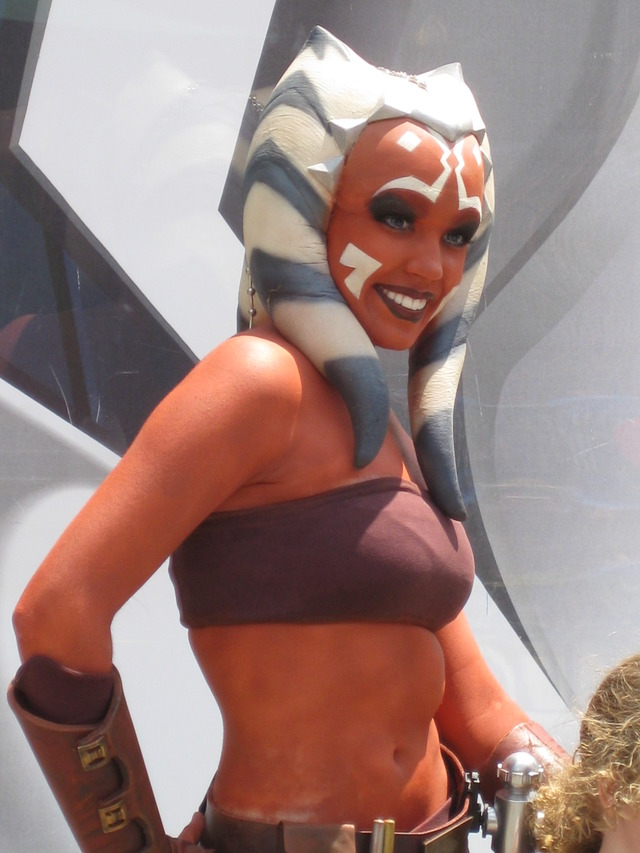 ahsoka porn porn media cartoon original ahsoka tano cosplayer tiki tumble