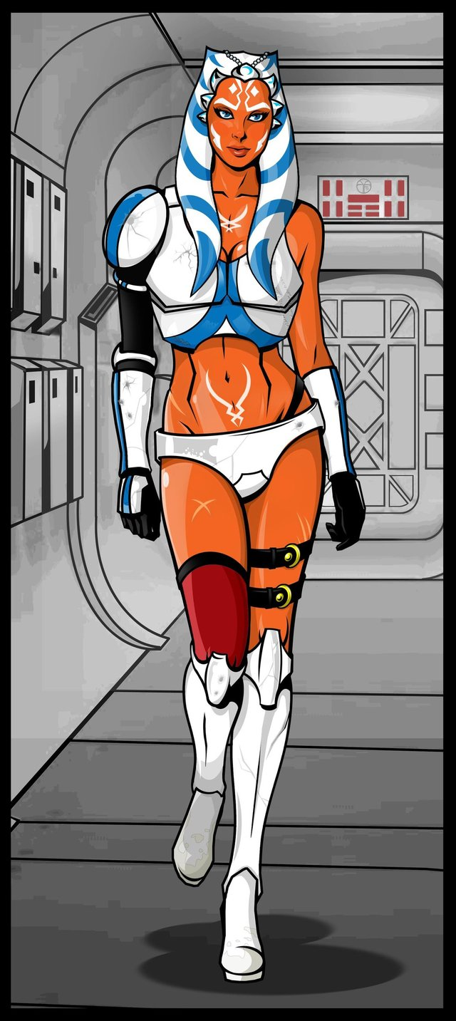 Hot female star wars cartoon images nude pic