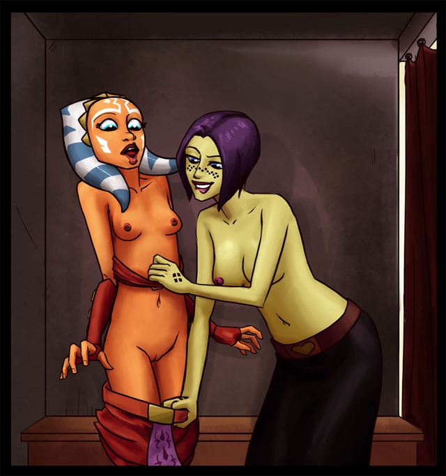 star wars rebels ashoka porn № 172460