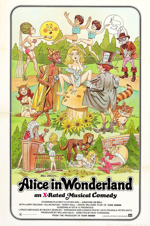 alice in wonderland porn page category gallery poster alice wonderland posters music