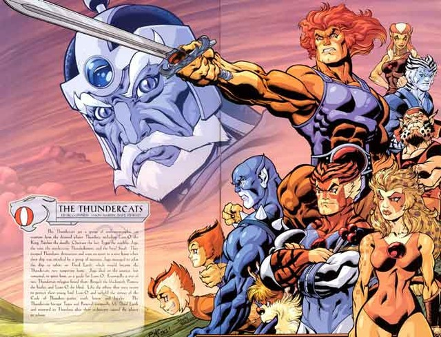 anime cartoon network porn thread fotos remade thundercats diario