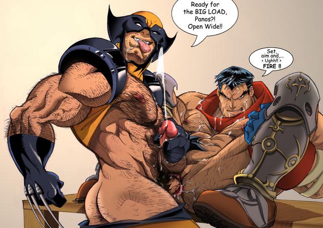 гей человек паук комиксы