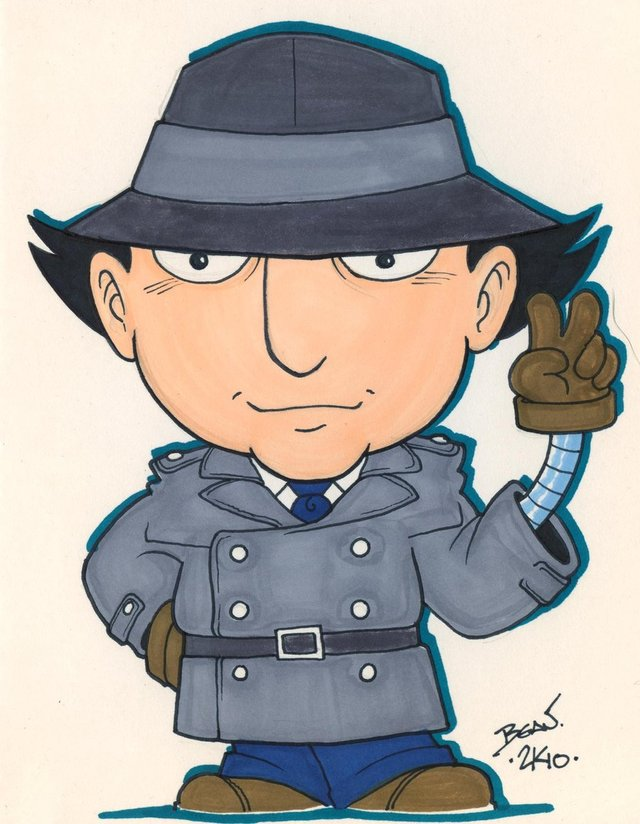 arabatos cartoon porn pictures inspector gadget penny arabatos chibi hedbonstudios