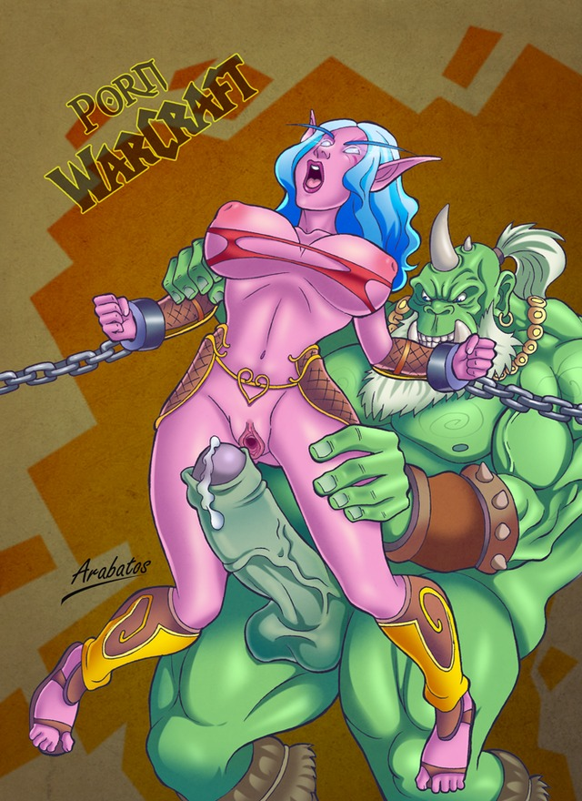 arabatos cartoon porn pictures world arabatos warcraft bce dcd