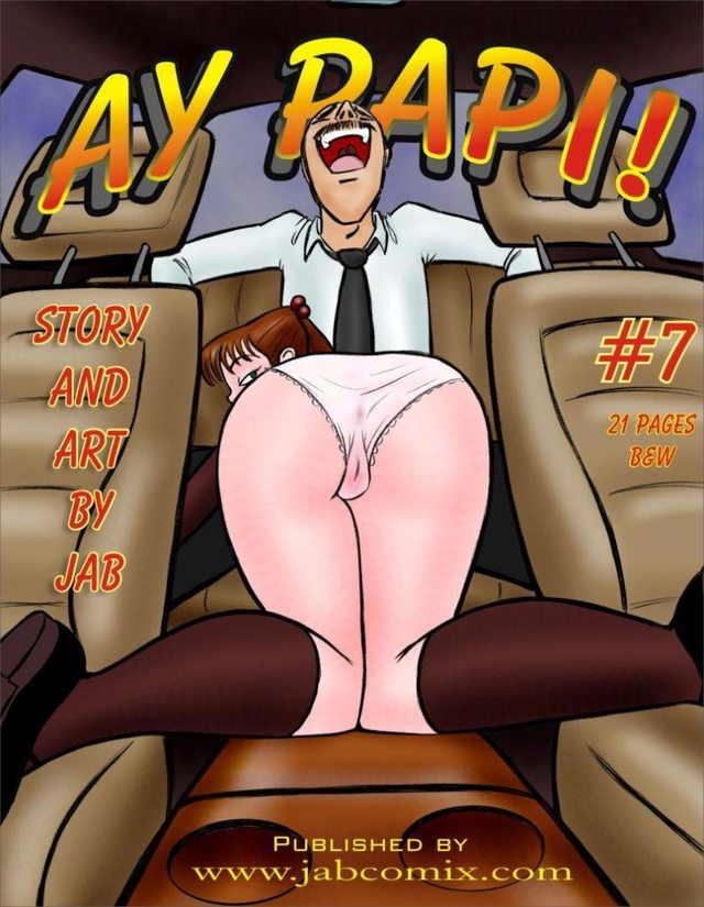 ay papi cartoon comic posts espanol del saga papi completa