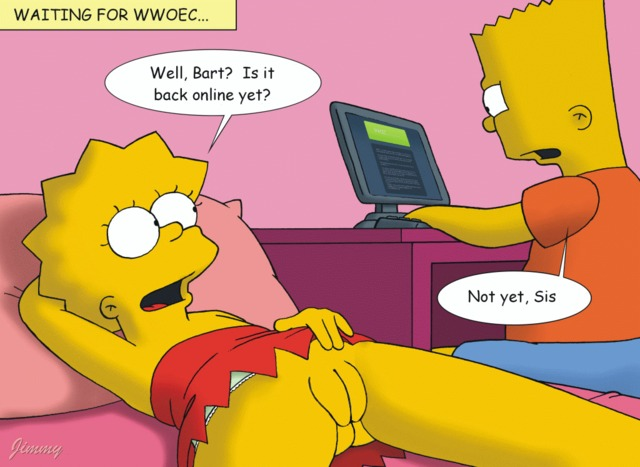 bart and lisa porn porn simpsons media simpson lisa bart entry jimmy