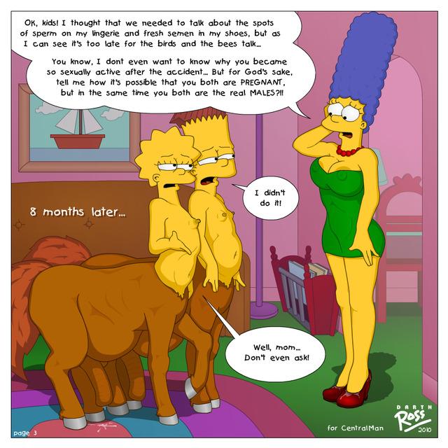 bart simpson et lisa simpson sex porn № 42495