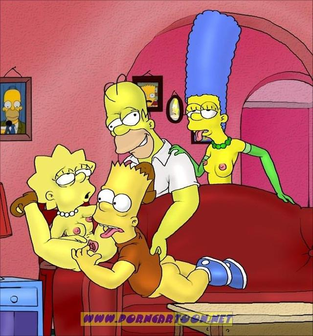 bart and lisa simpson porn media marge simpson naked