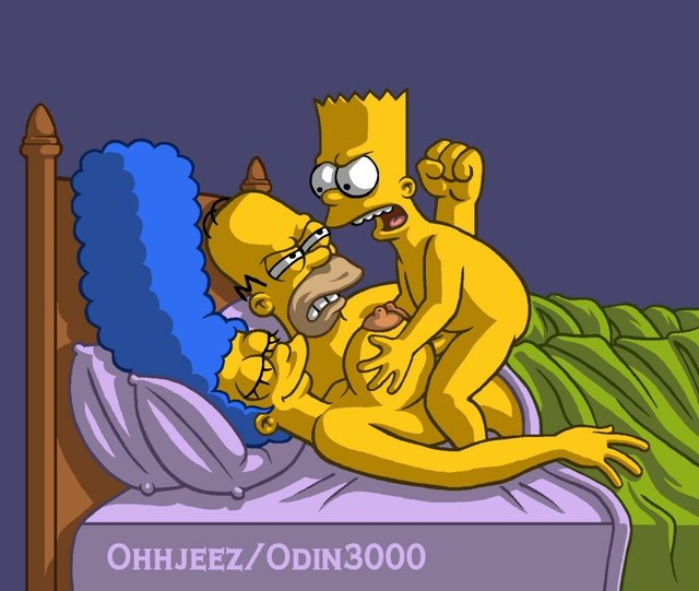 bart and marge fuck marge simpson bart clips fucks yadachan almatube
