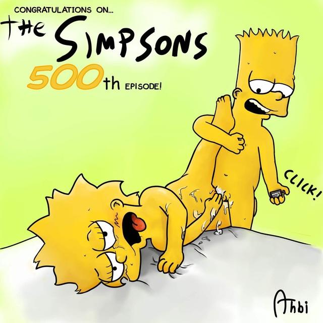 simpson porn bart № 64558