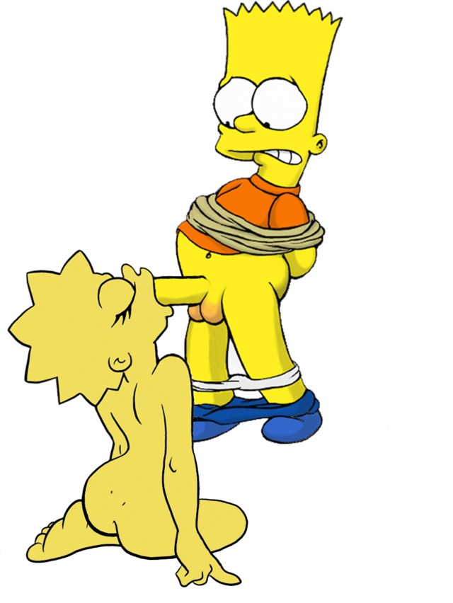 bart porn porn simpsons simpson lisa bart animated nude helix decc explore