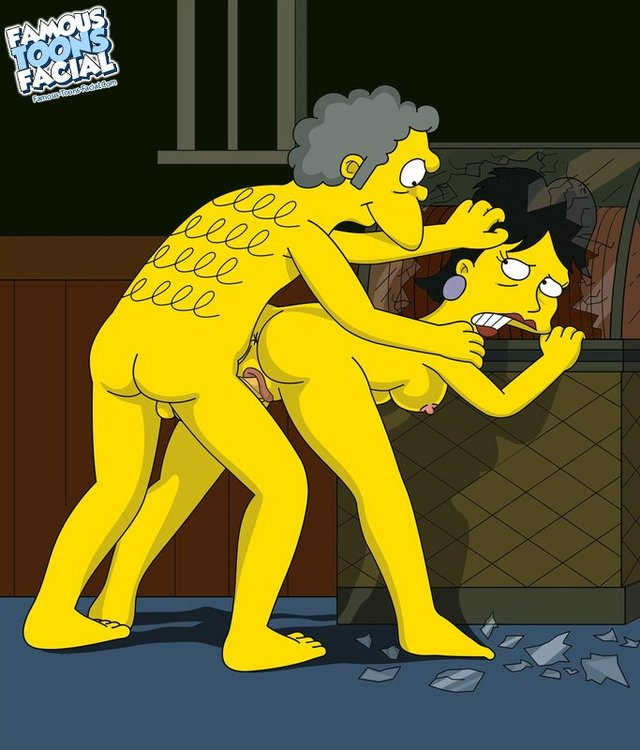 bart simpson porn simpsons club