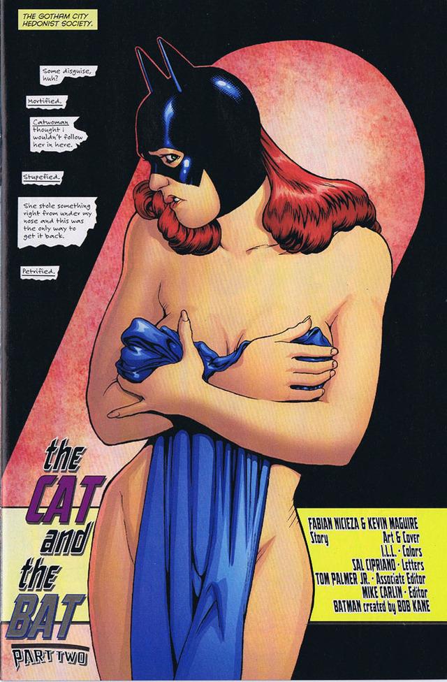 Batgirl Nude Ics All Fight Ten Greatest Scenes