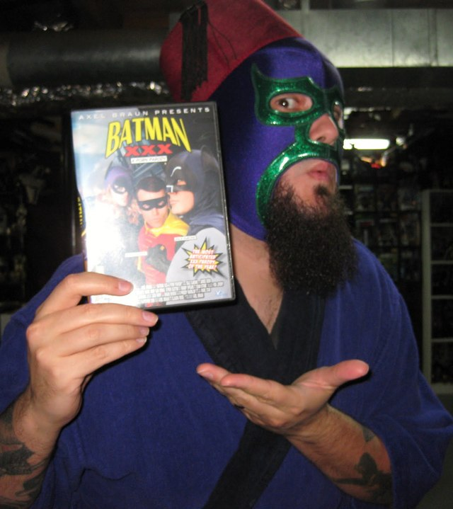 batman porn porn parody xxx media review original batman vid troublemaker late nite