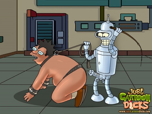 bdsm cartoon porn pics cartoon futurama dicks bdsm
