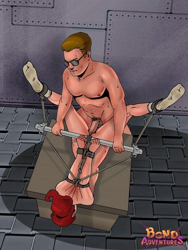 аниме секс в подвале