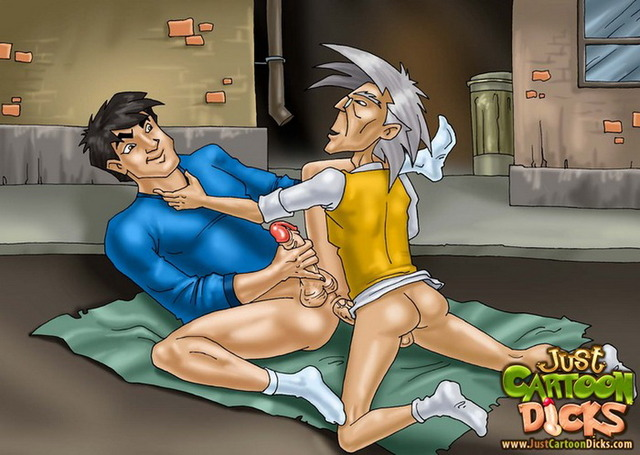 best hot toons gay cartoon chan adventures dicks jackie