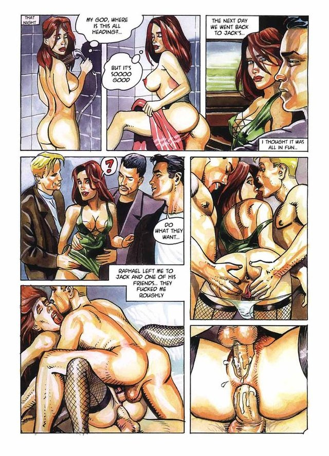 best xxx comics girl fucked teacher porncomix