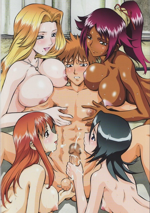 bleach porn hentai porn gallery bleach