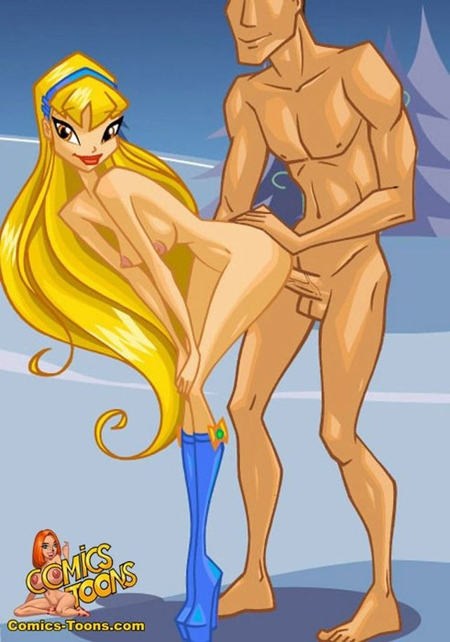bloom winx cartoon sex porn art club winx
