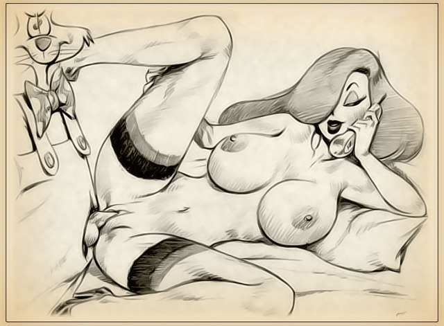 bugs bunny porn porn cartoon gallery rabbit roger toons sketch idp