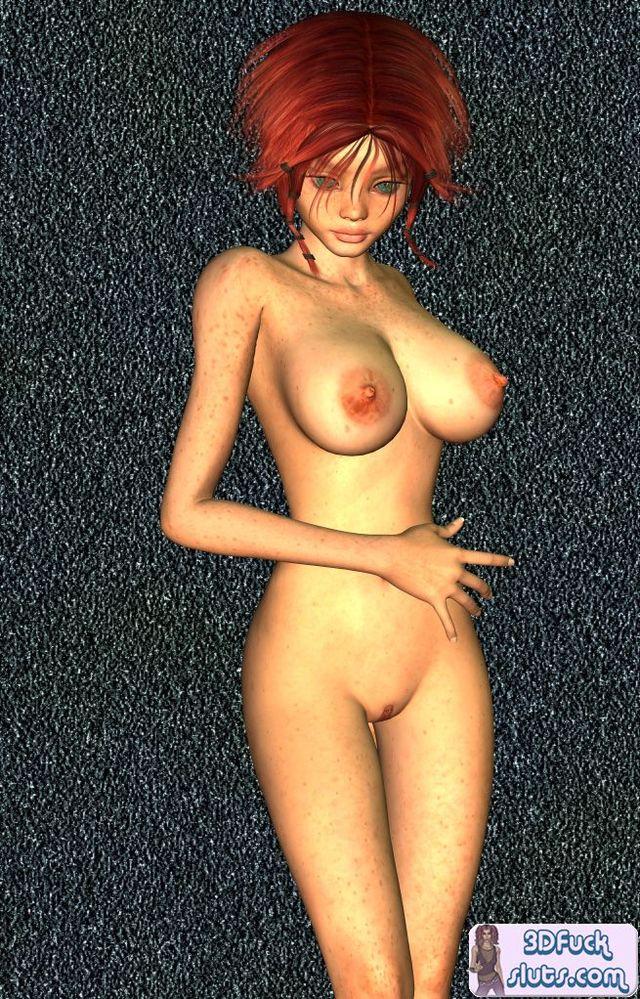 Redhead busty sluts