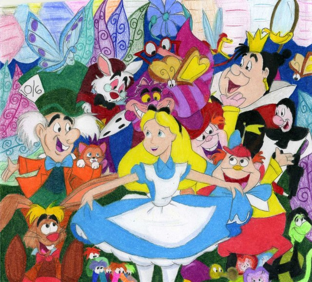 cartoon disney porn pictures porn pictures category disney alice wonderland disneygirl