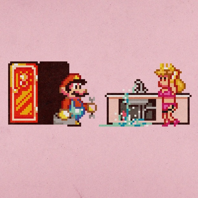 cartoon mario porn pics porn mario super plumber