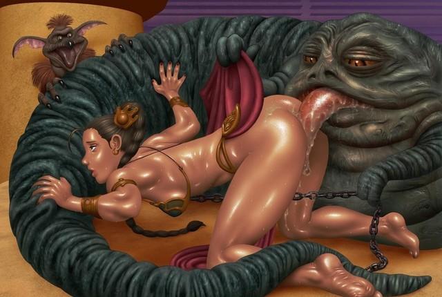 Фото порно с секс монстрами