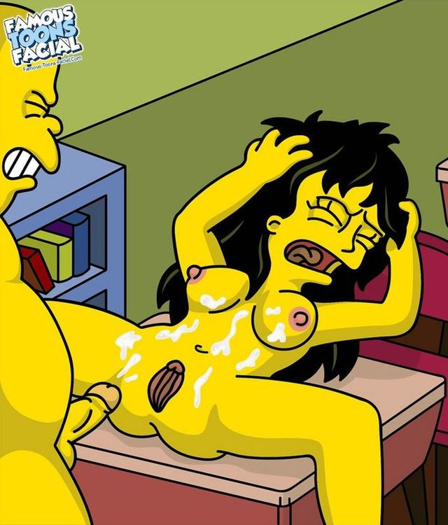 cartoon porn pics porn cartoon simpson lisa ffa