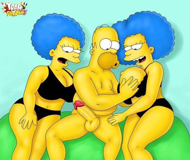 cartoon simpsons porn pic porn simpsons category