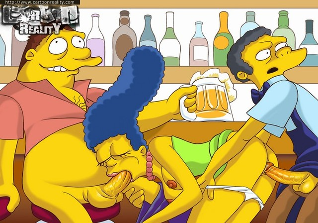 cartoon simpsons porn pic porn simpsons page comics cartoon hardcore try