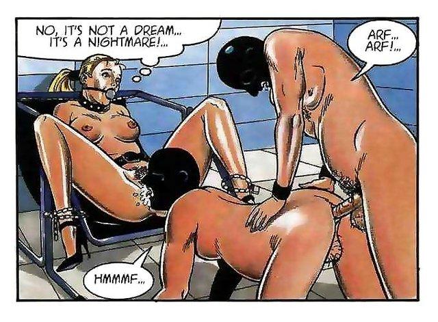 Порно комикс бдсм лесби 10353 фотография