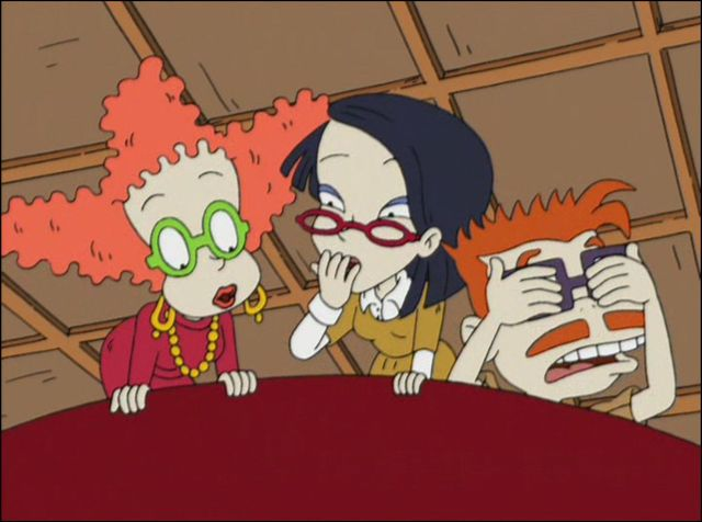charlotte pickles porn rugrats pickles tommy charlotte aoa