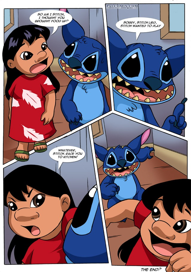 comic pics porn porn media comic lilo stitch original palcomix comix bbmbbf