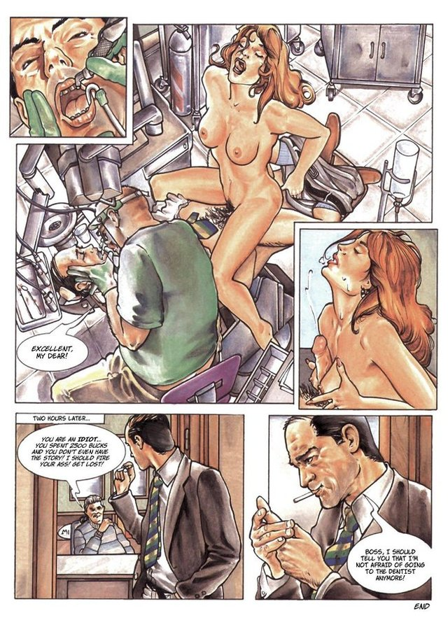 comic porn drawings category comics adult love part hentia velvet stefano mazzotti