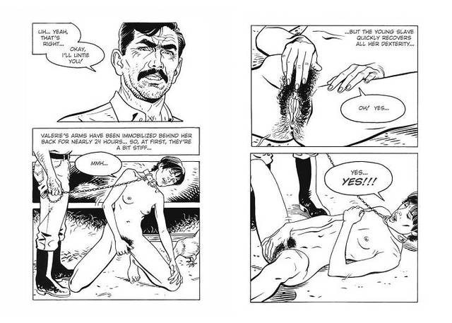 comic porn drawings comics cruel visit torture